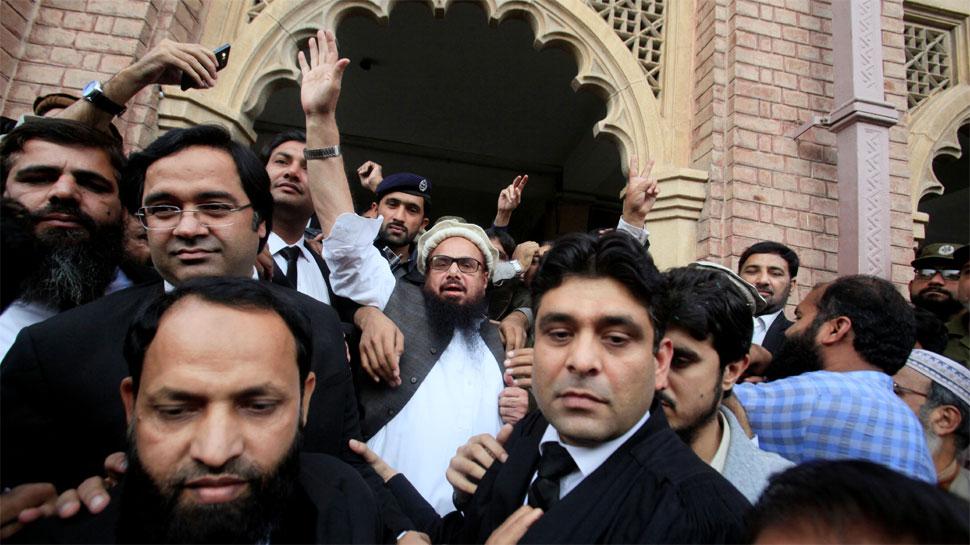 પાકિસ્તાન હાફીઝ સઈદની ફરી ધરપકડ કરે : અમેરિકા