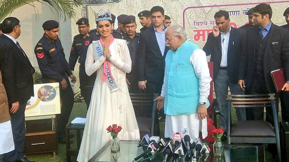 Manushi Chhilar