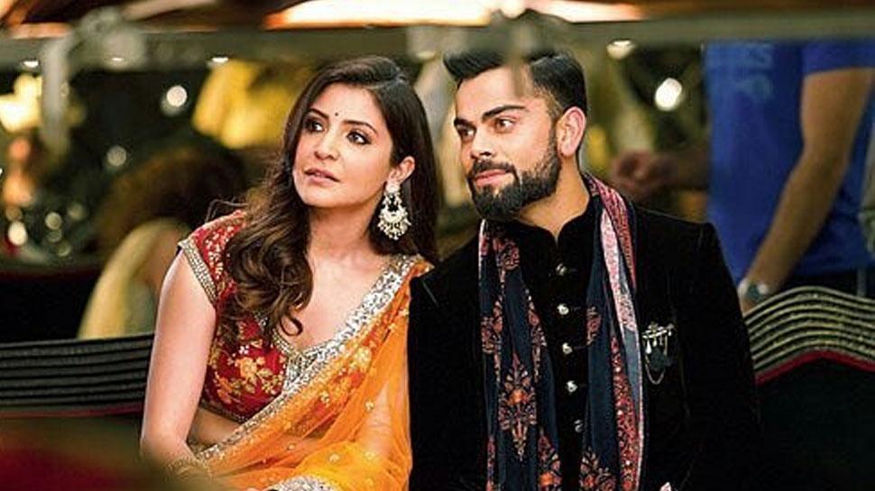 फिर अफवाह साबित हुई विराट कोहली और अनुष्का शर्मा की शादी की खबर