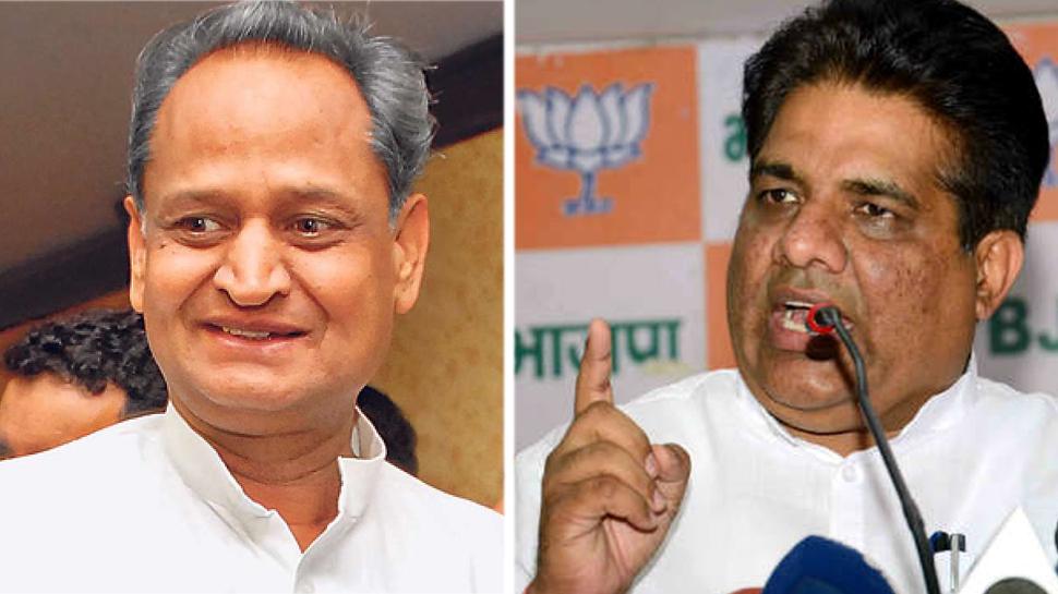 गुजरात चुनाव: बीजेपी-कांग्रेस के बीच जंग लेकिन दोनों खेमों के सेनापति हैं ये राजस्थानी