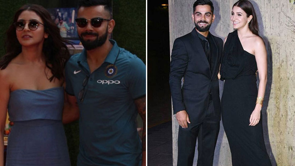 Virat kohli, Anushka sharma Together
