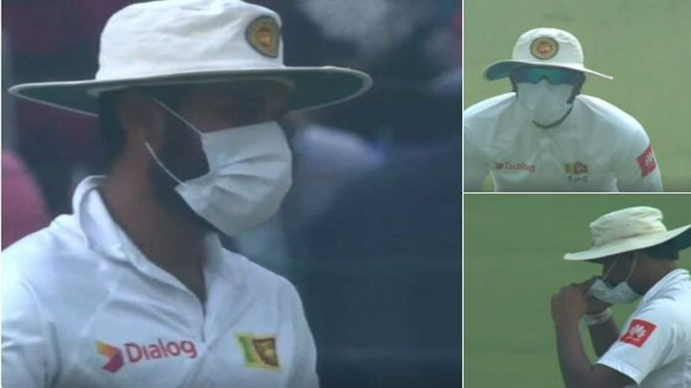 Delhi smog, India vs Sri Lanka