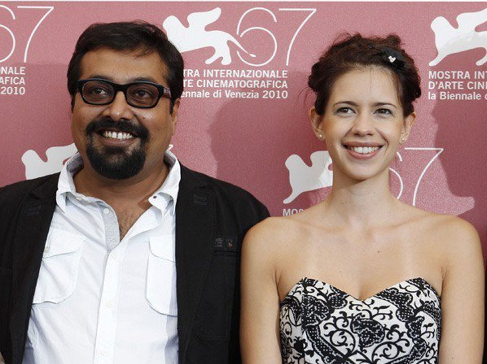 Photo: When Kalki Koechlin played mixed tapes with ex-husband Anurag Kashyap