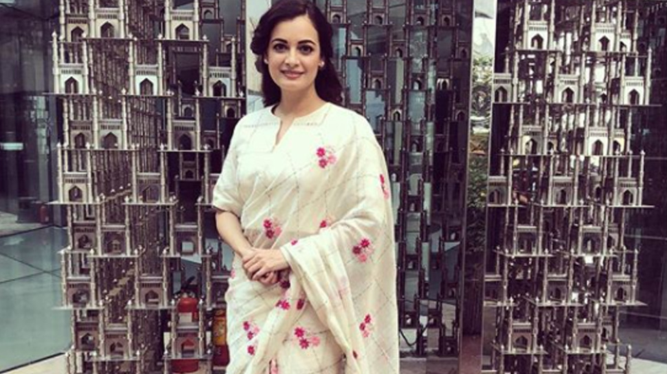 Dia Mirza says, she doesn't use sanitary napkins during periods