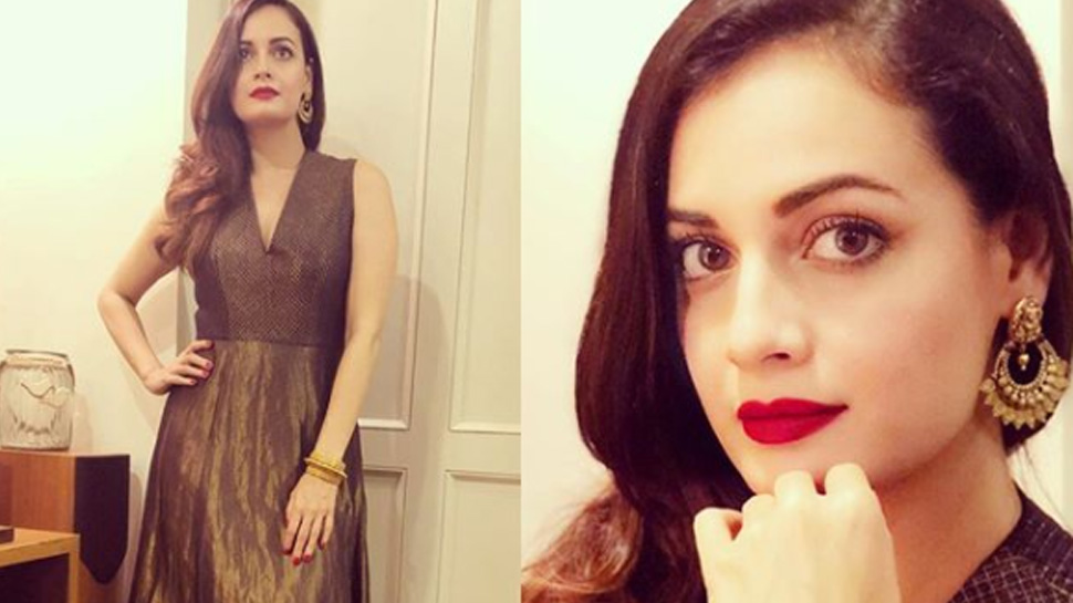 Dia Mirza talks about sanitary napkins during periods