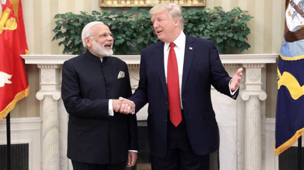 भारत-अमेरिका का रिश्ता साल 2017 में नए शिखर पर, ट्रंप ने ...