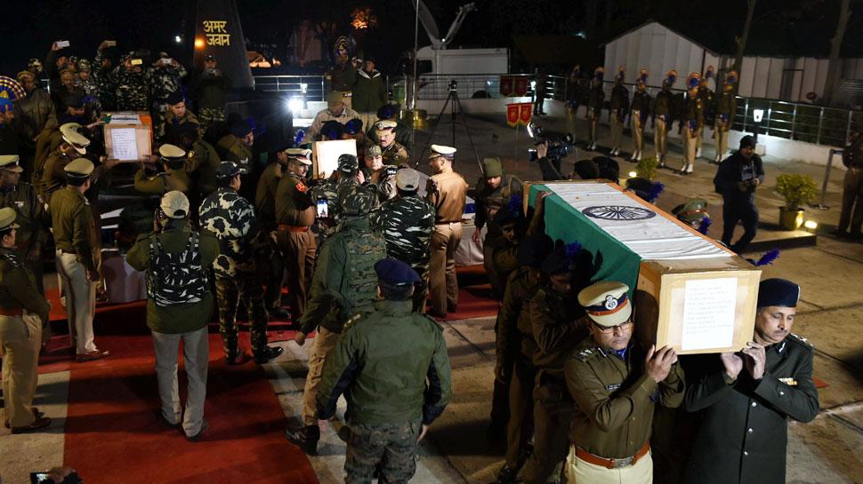 पुलवामा अटैक: फिदायीन हमलावर निकला जम्मू कश्मीर पुलिस के कांस्टेबल का बेटा