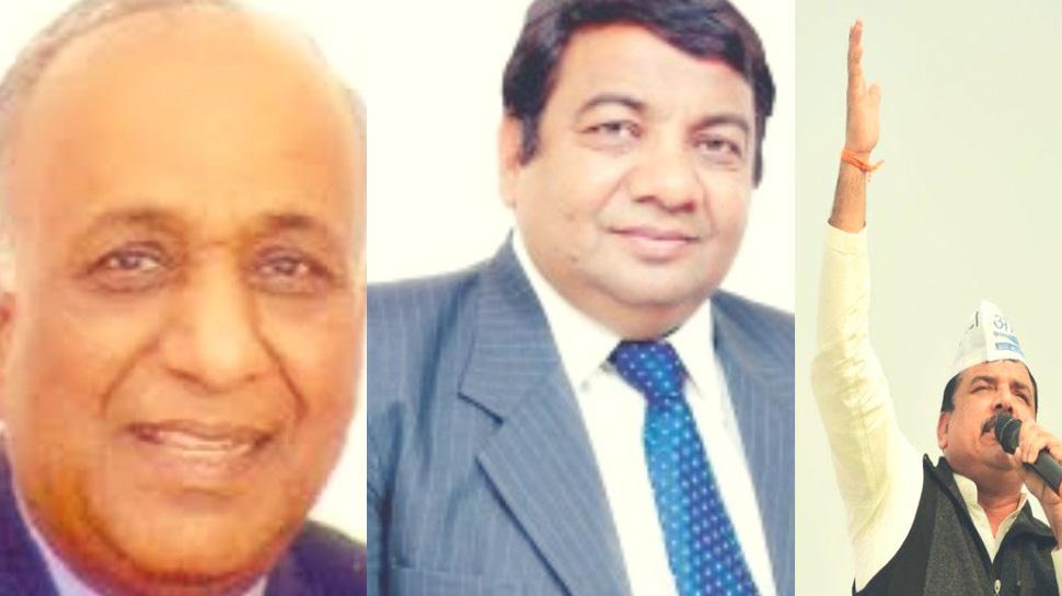 AAP के राज्यसभा उम्मीदवार: एक अरबपति, एक चार्टर्ड एकाउंटेंट, एक पार्टी का सीनियर नेता