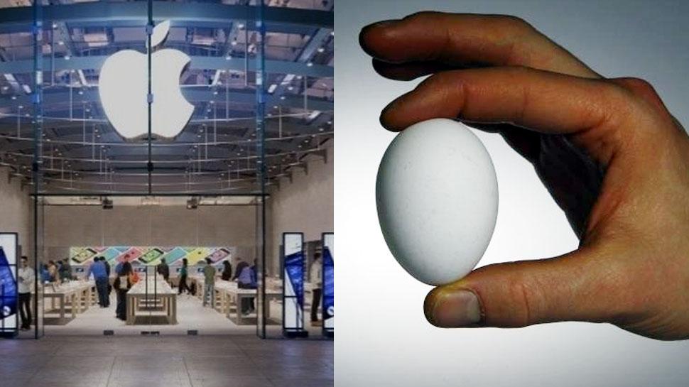 अंडे से जुड़ी है ये पहेली, जवाब देकर Apple में मिलेगी 76 लाख की नौकरी
