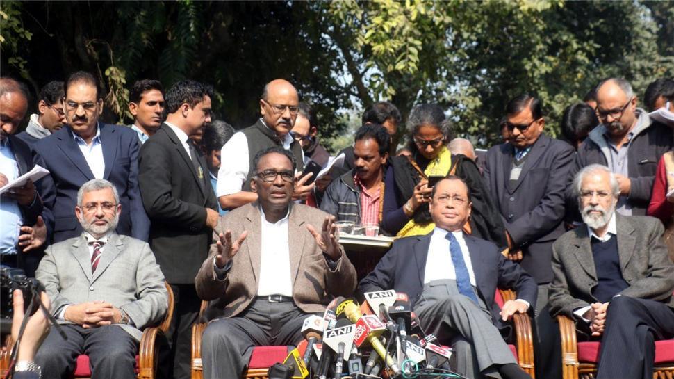 CJI पर आरोप लगाने वाले एक न्यायाधीश कुरियन जोसेफ ने कहा, 'यह मुद्दा सुलझ जाएगा'