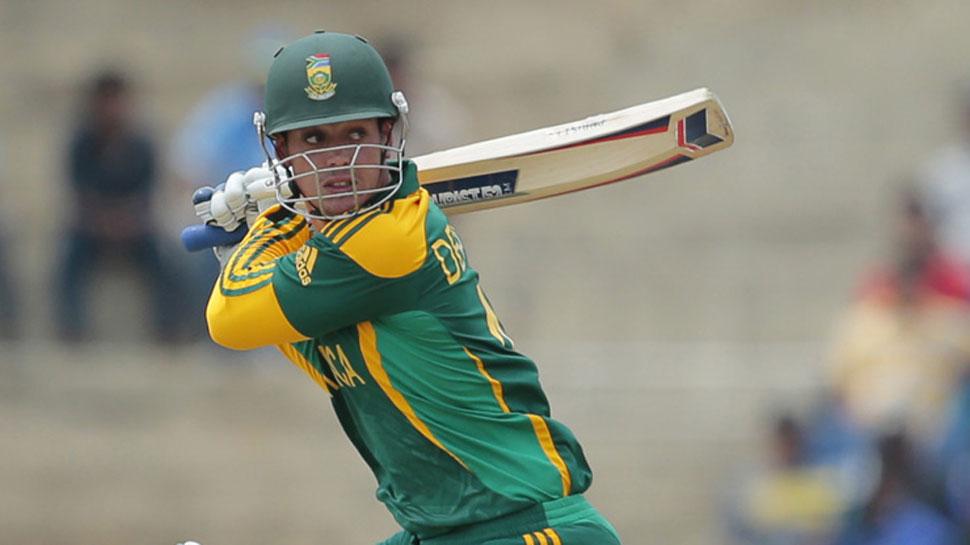 तीसरे वनडे से पहले अफ्रीका को लगा एक और झटका, डिविलियर्स-डुप्लेसिस के बाद डिकॉक भी सीरीज से बाहर