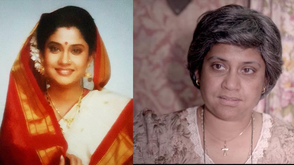 फिल्म '3 Stories' में रेणुका शहाणे का लुक बटोर रहा है सुर्खियां