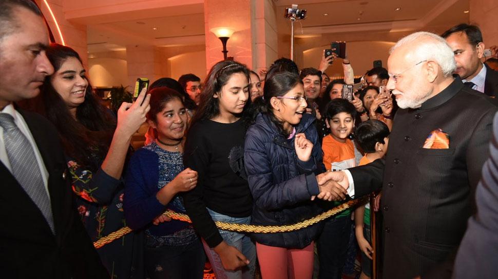 VIDEO : जॉर्डन पहुंचे पीएम नरेंद्र मोदी, स्वागत में लगे भारत माता के जयकारे