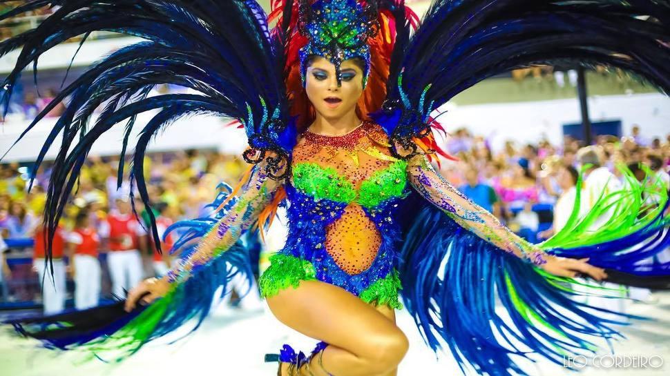 ब्राजील में शुरू हुआ Rio Carnival, जश्न में डूबे लोग, इकोनॉमी को होगा 72000 करोड़ का फायदा