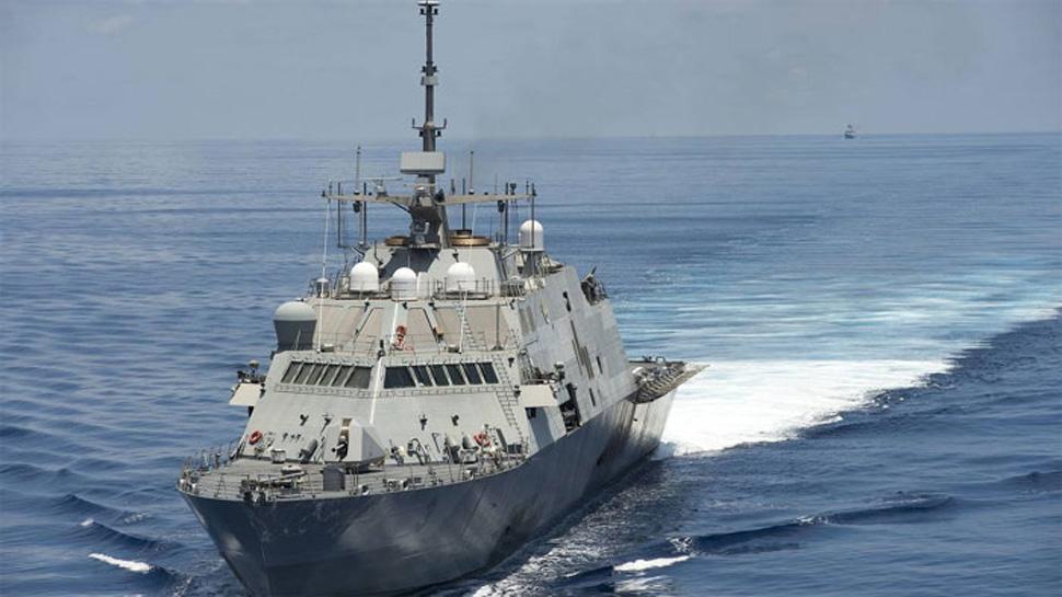 दक्षिण चीन सागर में घुसेगा ब्रिटेन का युद्धपोत, रक्षा सचिव ने कहा- सेना को ऐसा करने का अधिकार