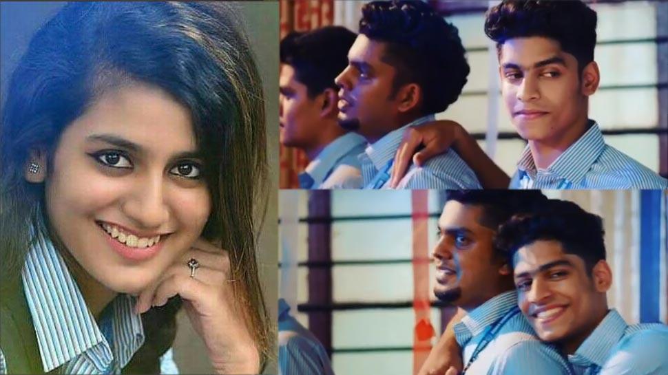 प्रिया वॉरियर ही नहीं, क्लिप में दिख रहा यह लड़का भी नहीं है कम, देखें PICS