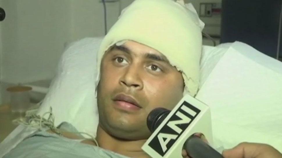 सुंजवान हमला : घायल मेजर ने पूछा दिल को छू लेने वाला सवाल