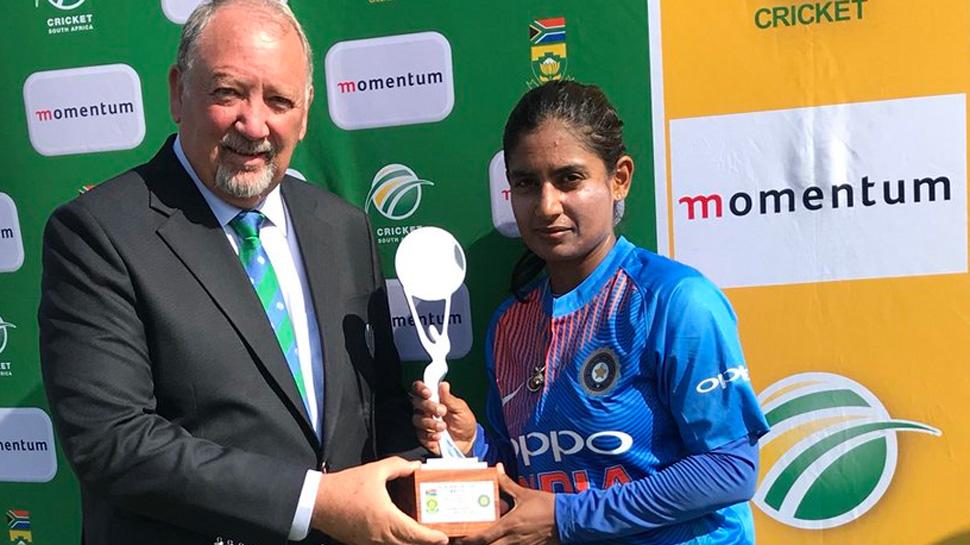 अफ्रीका में मिताली का राज, महिला टीम ने पहला टी-20 7 विकेट से जीता