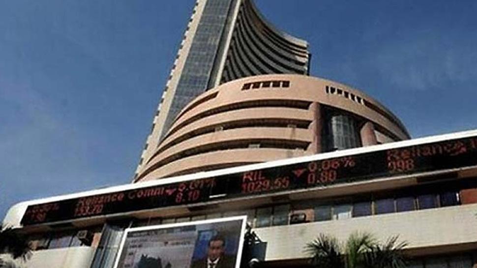 शेयर बाजार में तेजी का रुख, सेंसेक्स 45 अंक मजबूत