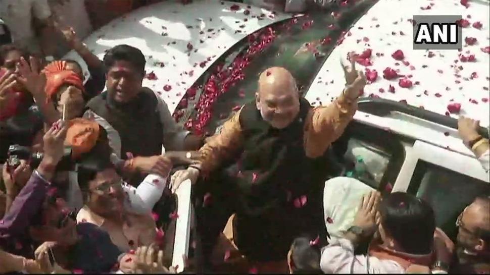 त्रिपुरा में BJP को स्पष्ट बहुमत, राज्य में 25 साल बाद लेफ्ट को किया सत्ता से बाहर