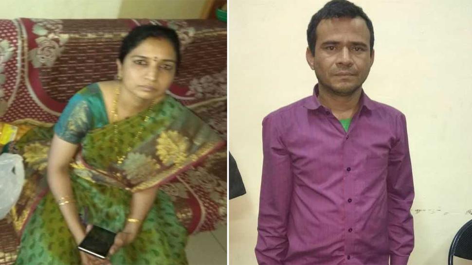 दिल्ली: कर्ज से परेशान महिला ने तांत्रिक के कहने पर की पति की हत्या