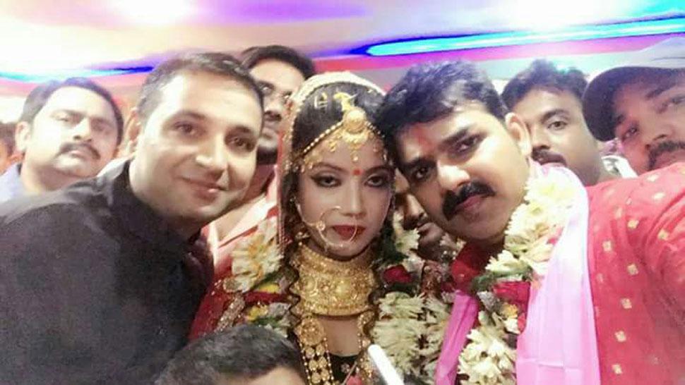 Bhojpuri superstar pawan singh