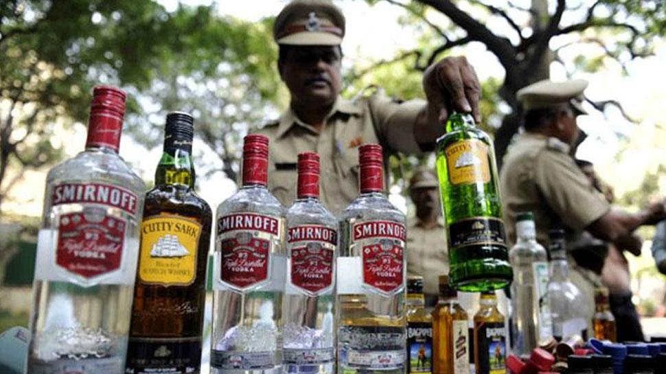 बिहार में शराबबंदी कानून तोड़ने के मामले में एक लाख से ज्यादा लोग गिरफ्तार