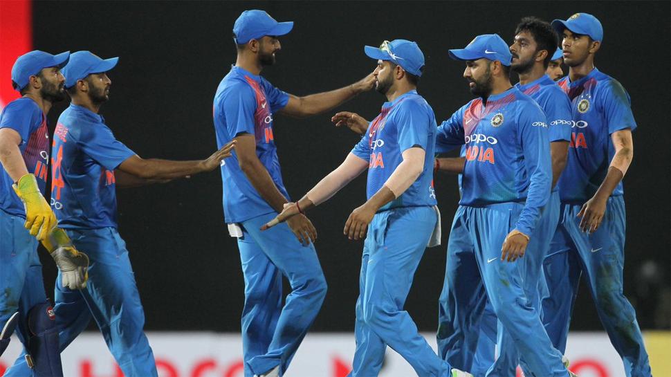 INDvsBAN : धवन ने फिर जड़ी फिफ्टी, टीम इंडिया ने बांग्लादेश को दी 6 विकेट से मात