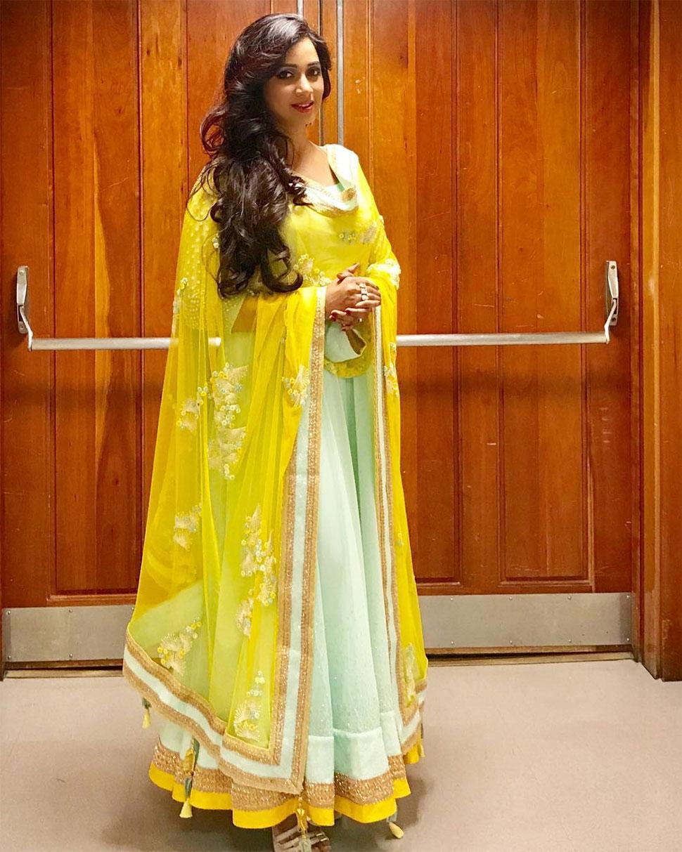 Shreya Ghoshal, Birthday Special