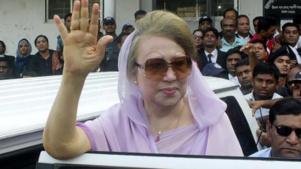 बांग्लादेश: पूर्व प्रधानमंत्री खालिदा जिया को मिली 4 महीने की जमानत