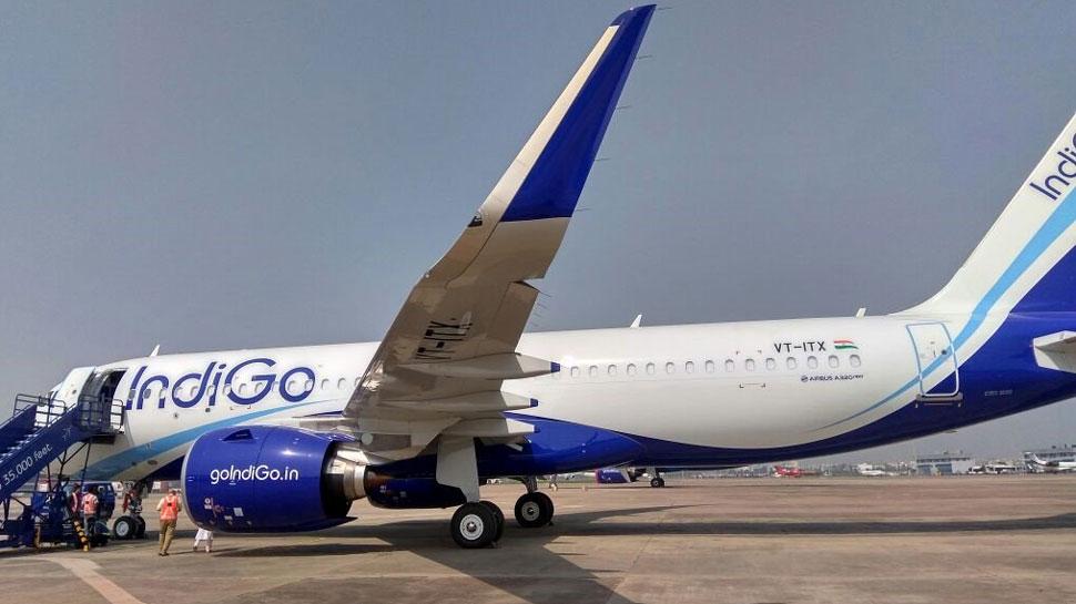 इंजन में खराबी से अहमदाबाद लौटा इंडिगो का विमान, सभी यात्री सुरक्षित