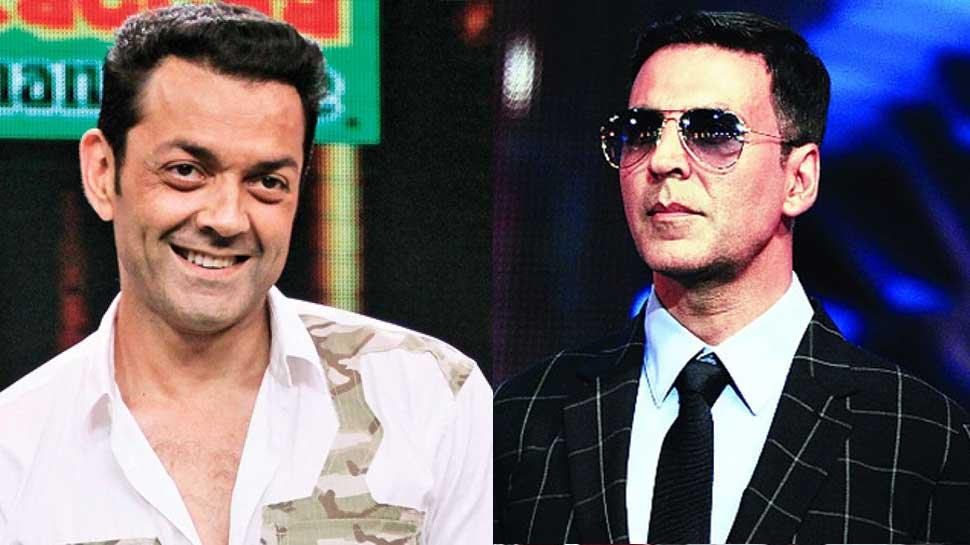 सलमान खान की 'रेस 3' के बाद अब अक्षय कुमार के साथ बनेगी बॉबी देओल की जोड़ी