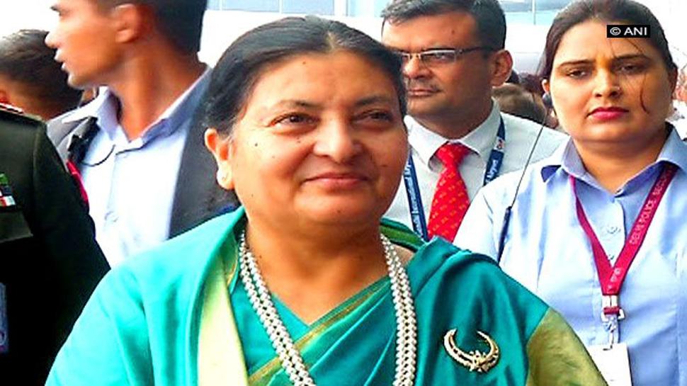विद्या देवी भंडारी दूसरी बार नेपाल की राष्ट्रपति चुनी गईं