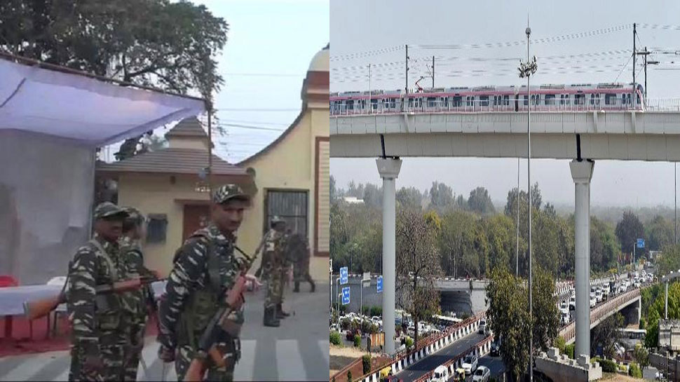 आज के प्रमुख समाचार : यूपी और बिहार उपचुनावों का आएगा रिजल्ट और दिल्ली में शुरू होगी पिंक लाइन मेट्रो
