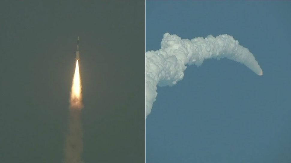 अंतरिक्ष में भारत की एक और छलांग, ISRO ने लॉन्च किया जीसेट-6A सैटेलाइट