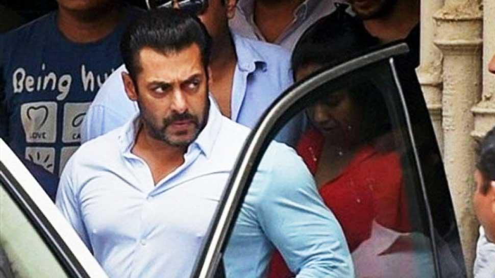 सलमान खान के लिए अदालत से पहले आया Twitter का जजमेंट, 'काला हिरण कार चला रहा था...'