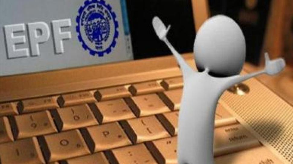 Over 400 companies did not submit Employees PF in accounts