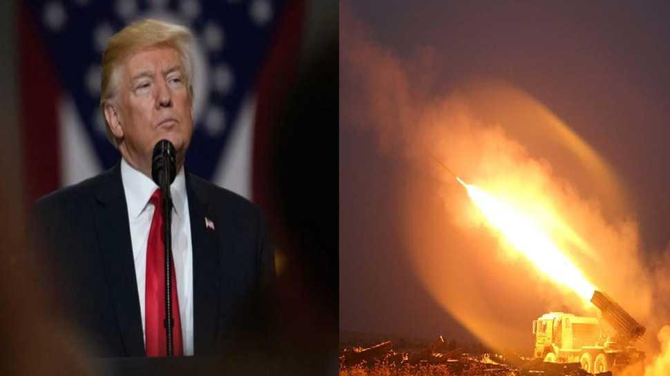 सीरिया पर एक साथ US-फ्रांस-UK ने दागी मिसाइलें, असद सरकार ने भी लॉन्च किया ऑपरेशन