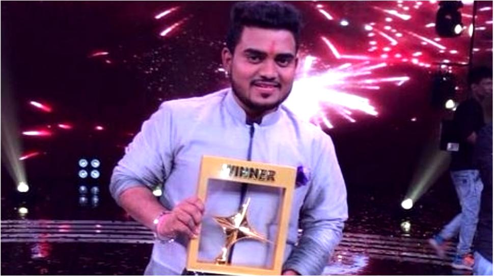 हेमंत बृजवासी ने जीता 'राइजिंग स्टार' का खिताब, लाखों रुपये लेकर लौटे घर