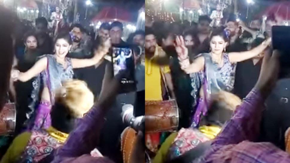 भाई की शादी में जमकर नाची सपना चौधरी, सोशल मीडिया पर वायरल हुआ VIDEO