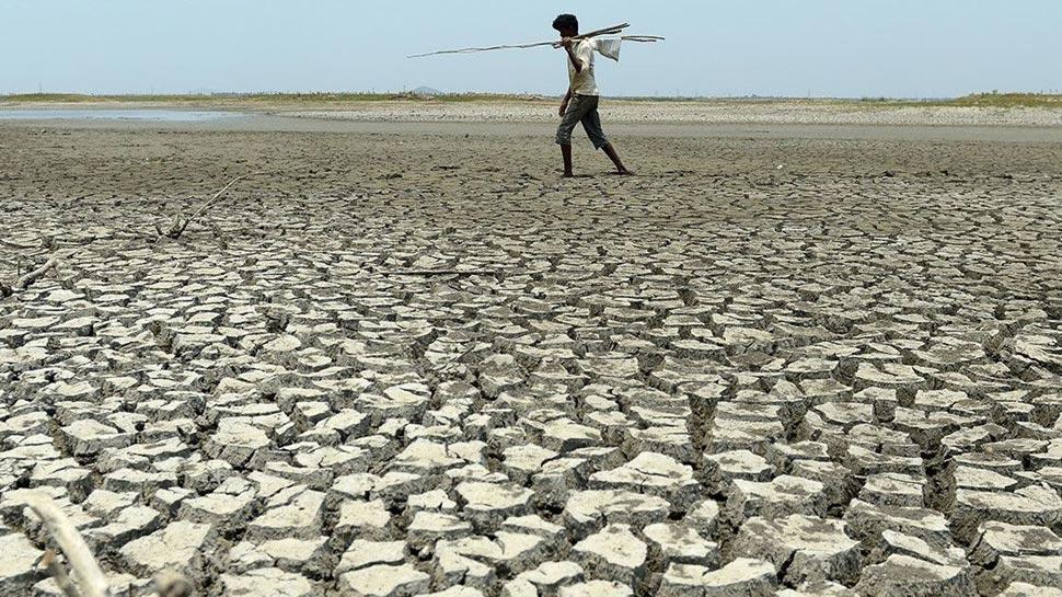 गर्मी बढ़ने से पहले ही देश में भीषण सूखा, 153 जिलों में अभी से जल संकट