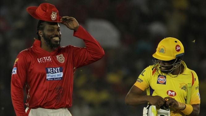 'क्रिस गेल की फॉर्म में वापसी आईपीएल में दूसरी टीमों के लिए बुरी खबर'