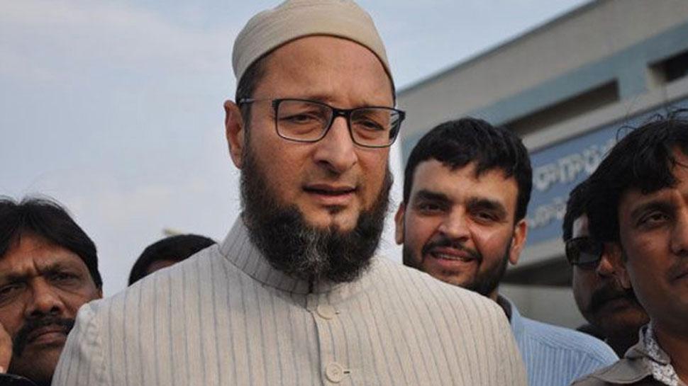 मक्का मस्जिद ब्लास्ट केस में अदालत के फैसले पर बोले ओवैसी - नहीं हुआ इंसाफ