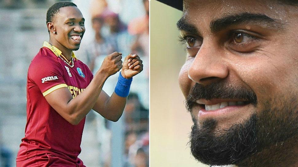 IPL 2018: ब्रावो ने विराट कोहली को बताया क्रिकेट का क्रिस्टियानो रोनाल्डो