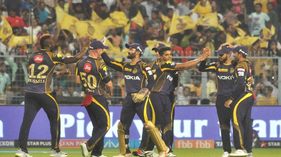 IPL 2018 : कोलकाता ने दिल्ली को 71 रन से हराया