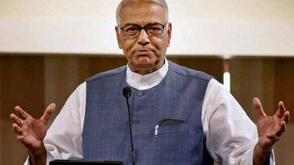 मोदी सरकार के खिलाफ 'बागी' यशवंत सिन्हा का BJP सांसदों के नाम खुला खत