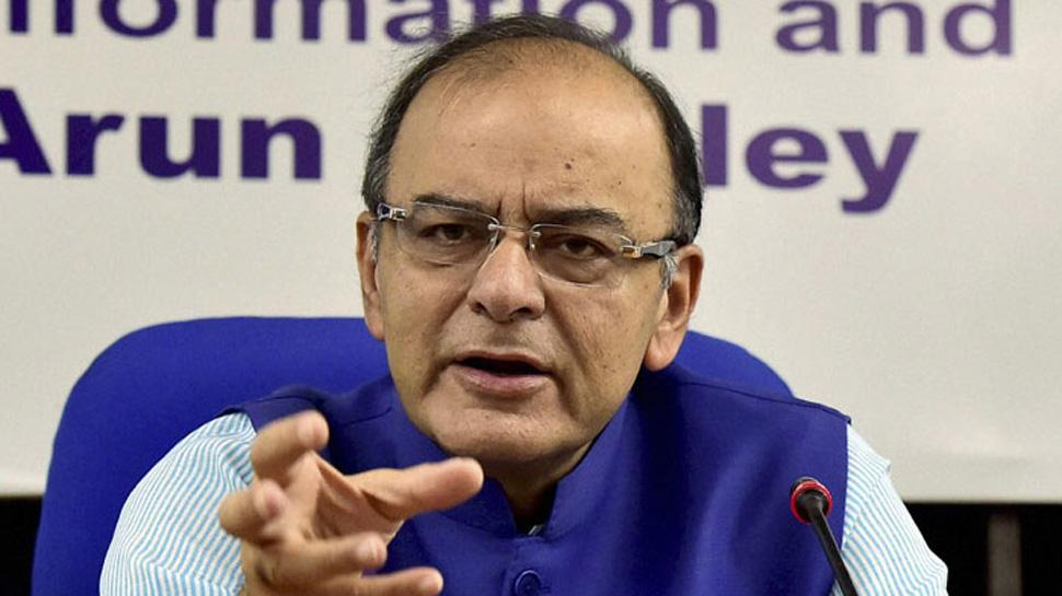 वित्त मंत्री अरुण जेटली ने ट्विटर पर बताया, कहां गया ATM का पैसा
