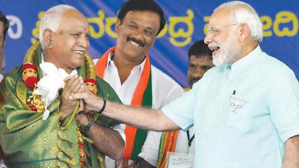 कर्नाटक में किस फॉर्मूले से BJP बनाएगी सरकार, PM मोदी के आवास पर तय होगा प्लान