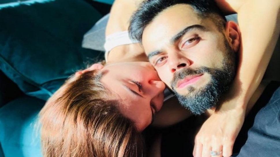 अनुष्का शर्मा के ट्वीट पर विराट कोहली का प्यार भरा जवाब- MY LOVE, हम आ रहे हैं