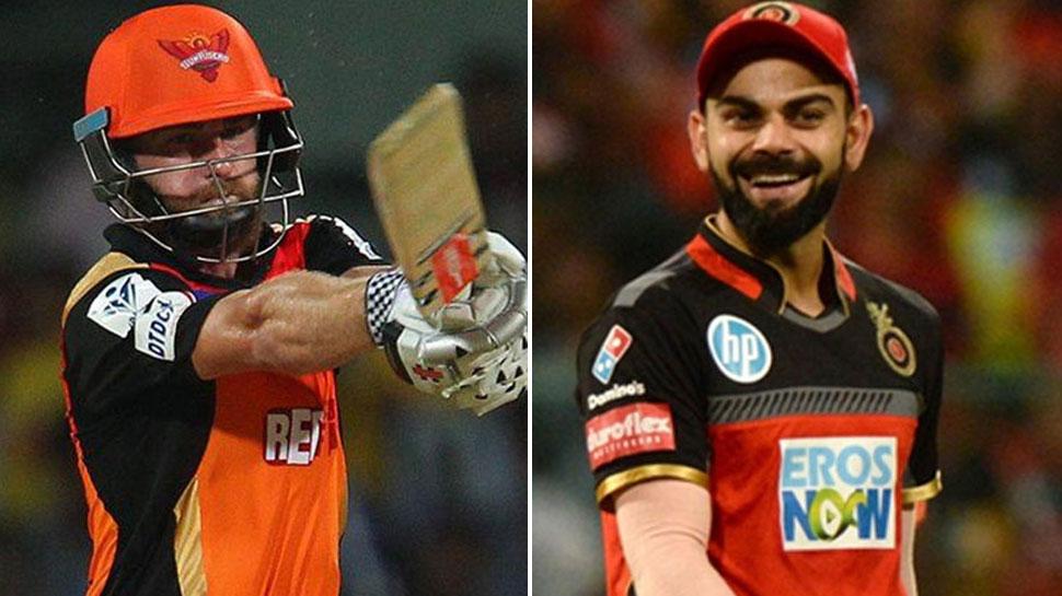 IPL 2018: हैदराबाद को हराकर प्लेऑफ की उम्मीदें कायम रखना चाहेगी बेंगलुरु